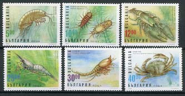 Bulgarije, michel 4238/43, xx