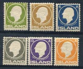 IJsland, michel 63/68, x