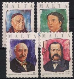 Malta, michel 751/54, xx