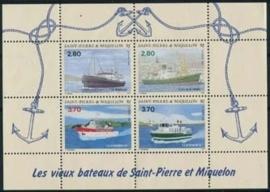 St.Pierre, michel blok 3, xx