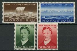 Noorwegen, michel 267/70, xx