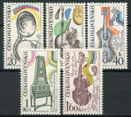 Tsjechoslowakije, michel 2203/07, xx