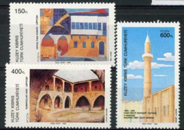 Turks Cyprus, michel 246/48, xx