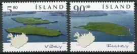 IJsland, michel 1082/83, xx