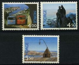 Noorwegen, michel 1156/58, xx