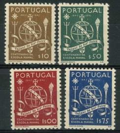 Portugal, michel 689/92, x