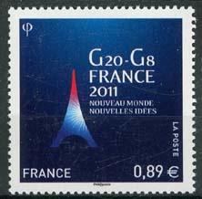Frankrijk, michel 5158, xx