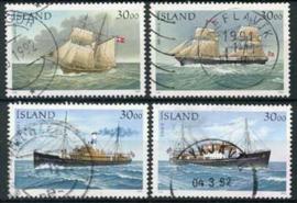 IJsland, michel 753/56, o
