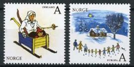 Noorwegen, michel 1736/37, xx