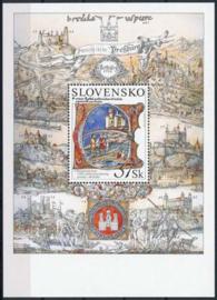 Slowakije, michel blok 27, xx