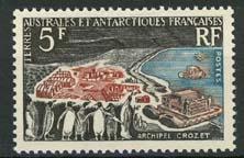 Antarctica Fr., michel 28, xx