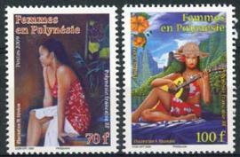 Polynesie Fr., michel 1065/66, xx