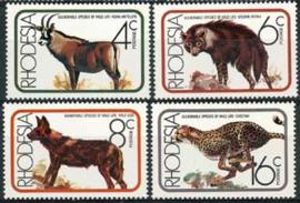 Rhodesie, michel 180/83, xx