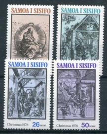 Samoa, michel 395/98, xx