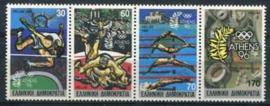 Griekenland, michel 1717/20 A, xx