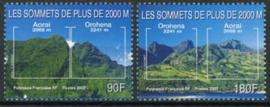 Polynesie, michel 824/25, xx