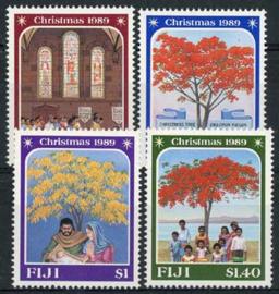 Fiji, michel 610/13, xx