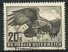 Oostenrijk, michel 968, o