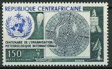 Centrafricain, michel 326, xx
