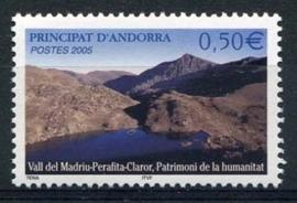 Andorra Fr., michel 626, xx