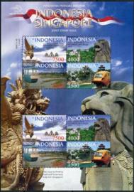 Indonesie, zbl. ms v 2867/70, xx