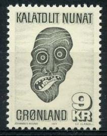 Groenland, michel 103, xx