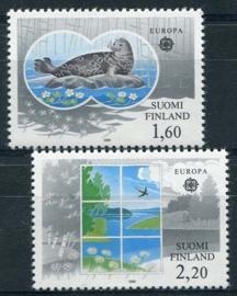 Finland, michel 985/86, xx