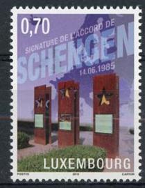 Luxemburg, michel 1855 , xx