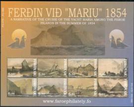 Faroer, michel kb 487/94, xx