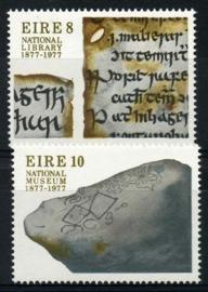 Ierland, michel 356/57, xx