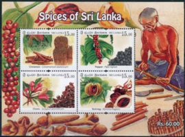 Sri Lanka, 19/02s, xx