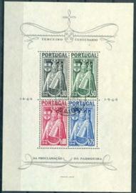 Portugal, michel blok 12, o