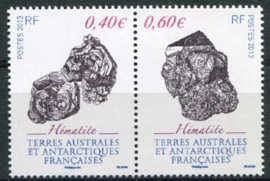 Antarctica Fr., michel 797/98, xx