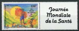 Polynesie, michel 608, xx