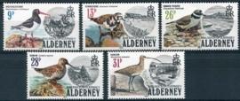 Alderney, michel 13/17, xx