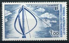 Antarctica Fr., michel 232, xx