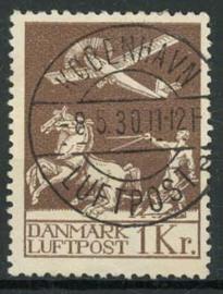 Denemarken, michel 180, o