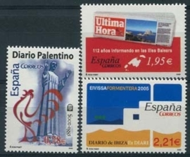 Spanje, michel 4052/54, xx