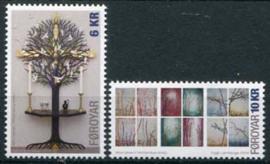 Faroer, michel 685/86, xx