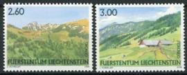 Liechtenstein, michel 1473/74, xx
