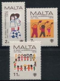 Malta, michel 596/98, xx