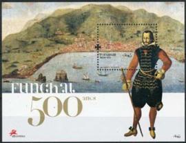 Madeira, michel bl. 40, xx