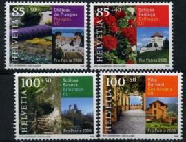 Zwitserland, michel 1961/64,xx