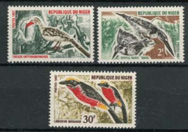Niger, michel 149/51, xx