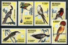 Nicaragua, michel 2943/49, xx