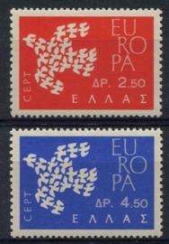 Griekenland, michel 775/76, xx