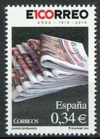Spanje, michel 4504, xx