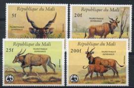 Mali, michel 1078/81, xx