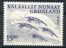 Groenland , michel 368 , xx