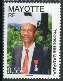 Mayotte, michel 217, xx